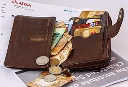 monederos y monedas
