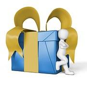 Las cajas sorpresas