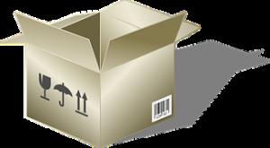 Las cajas de regalos
