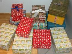 Las cajas de sorpresas