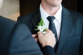 El novio y la boda