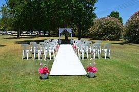 La boda íntima: menos gastos menos preparativos