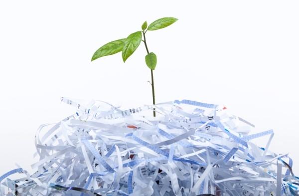 Ideas para reciclar papel y bolsas